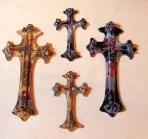 Wall Hanging Cross - Product Image