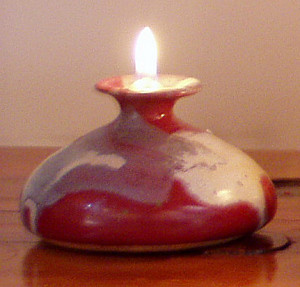 Disc Oil Burner - Product Image