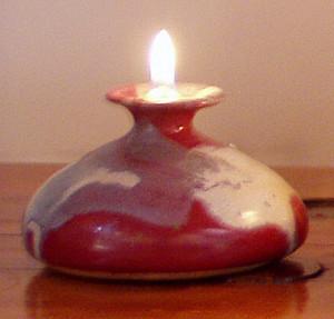 Disc Oil Burner - Product Image