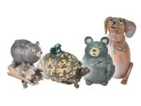 Critter Jars