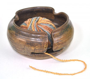 Yarn Ball Bowl - Product Image