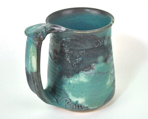 10 Ounce Mug Buie Pottery Handcrafted Pottery In