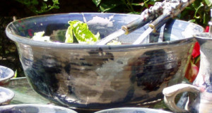 Flat-Bottom Mixing Bowl - Product Image