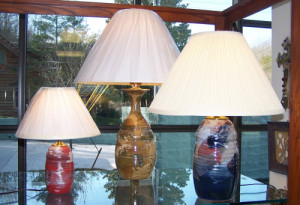 Table Lamp - Large - Product Image