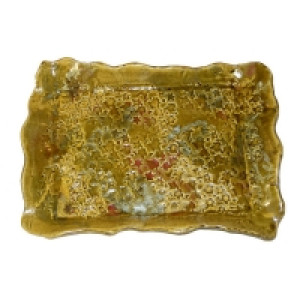 Slab Dish Tray - Medium Rectangle - Product Image