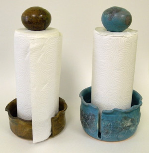 Paper Towel Holder - Product Image